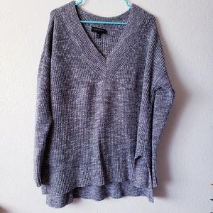 Lane Bryant Long Sleev V-Neck Sweater